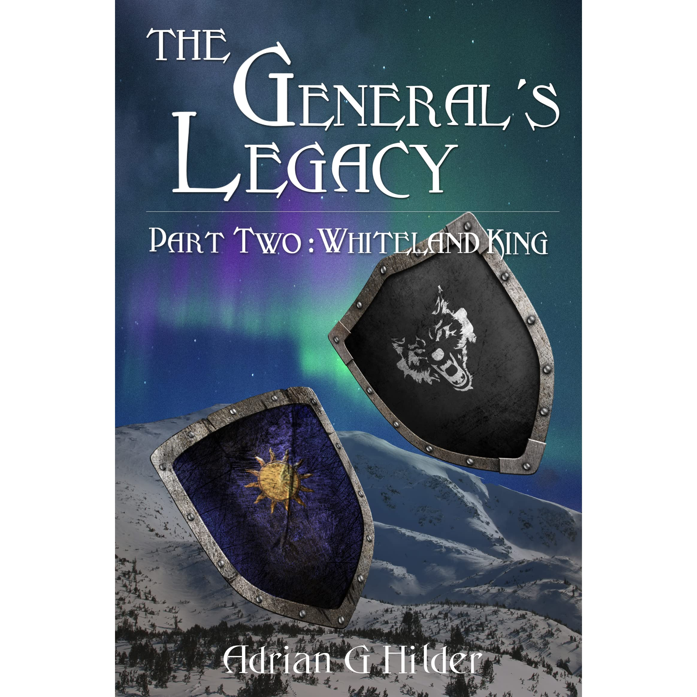 The General's Legacy Part 2: Whiteland King