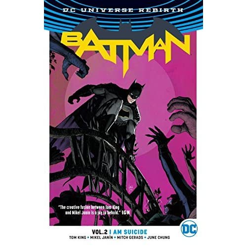 Batman, Volume 2: I Am Suicide by Tom King
