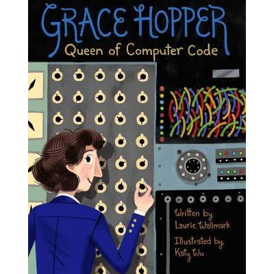 Image result for grace hopper queen of computer code