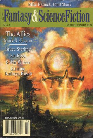 Fantasy & Science Fiction, May 1998 (The Magazine of Fantasy & Science Fiction, #562)
