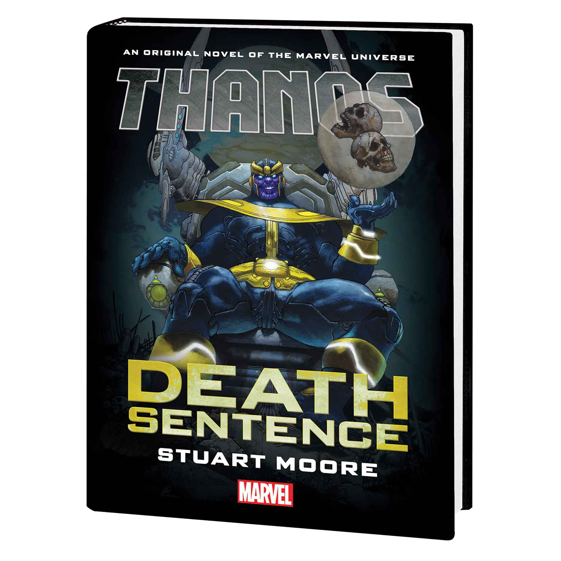 Thanos: Death Sentence Prose Novel by Stuart Moore