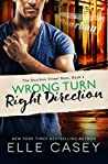 Wrong Turn, Right Direction (The Bourbon Street Boys, #4)