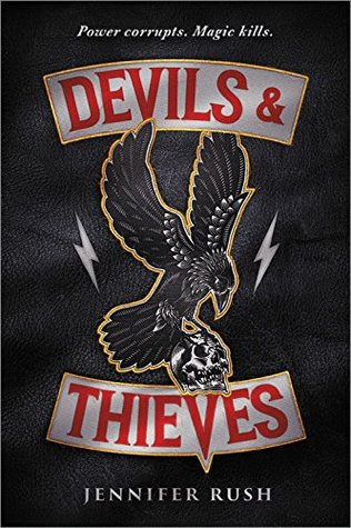 Devils & Thieves (Devils & Thieves, #1)
