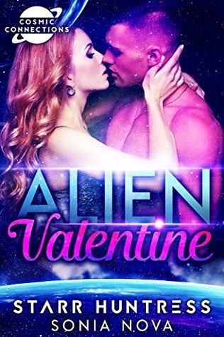 Alien Valentine (Cosmic Connections, #2)