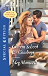 Charm School for Cowboys (Hurley's Homestyle Kitchen, #5)