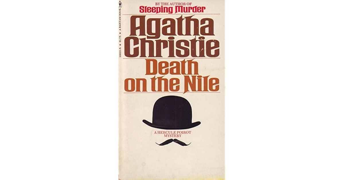 Death on the Nile (Hercule Poirot, #17) by Agatha Christie