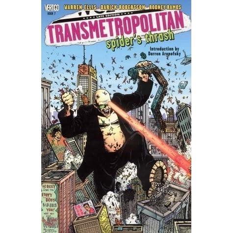 Transmetropolitan Vol. 7: Spiders Thrash (New Edition)