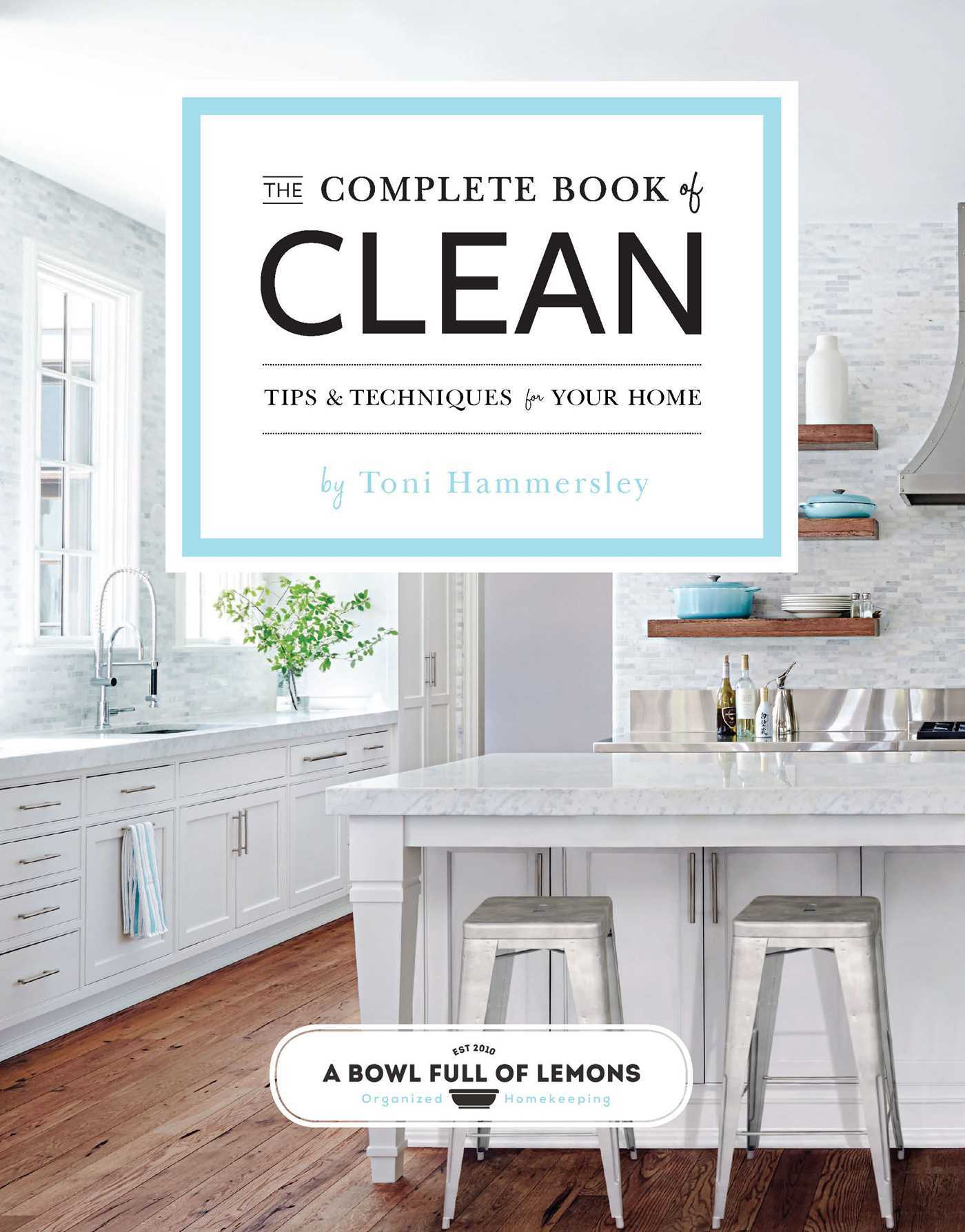 The Complete Book of Clean- Tips