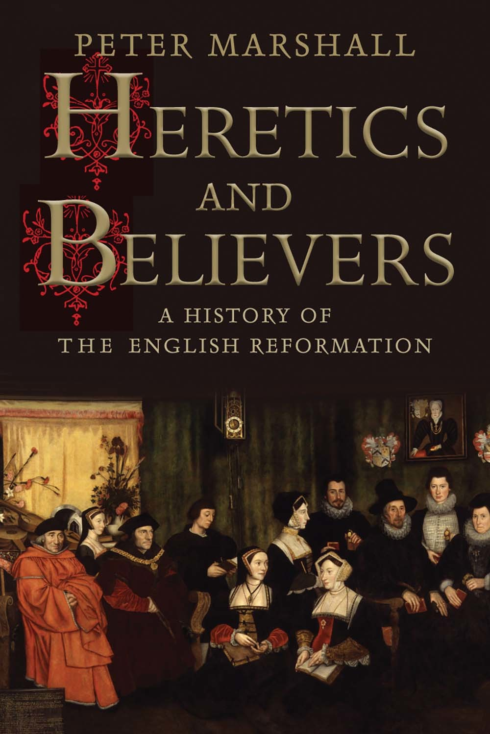 Heretics and believers- a history