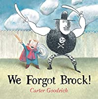 We Forgot Brock!: with audio recording