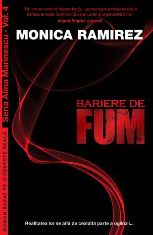 Bariere de fum (Alina Marinescu #4) by Monica Ramirez