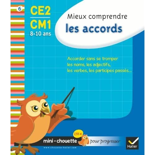 [SCHEMATICS_4CA]  Mini Chouette Mieux Comprendre Les Accords Ce2/Cm1 8-10 ANS by Lou Lecacheur | Ce2 Cm1 |  | Goodreads