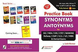 Synonyms & Antonyms for competitive exams (vocab guru Book 3)