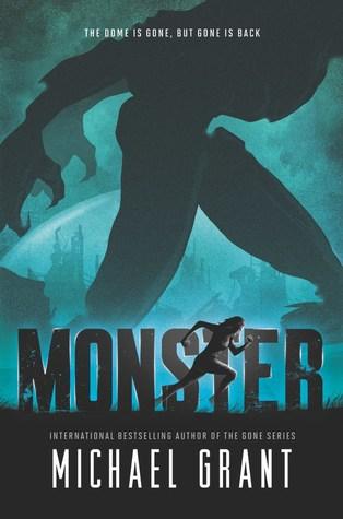 Monster (Monster, #1)