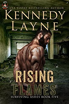 Rising Flames by Kennedy Layne