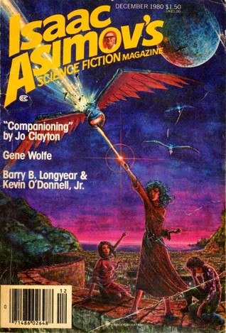 Isaac Asimov's Science Fiction Magazine, December 1980 (Asimov's Science Fiction, #34)
