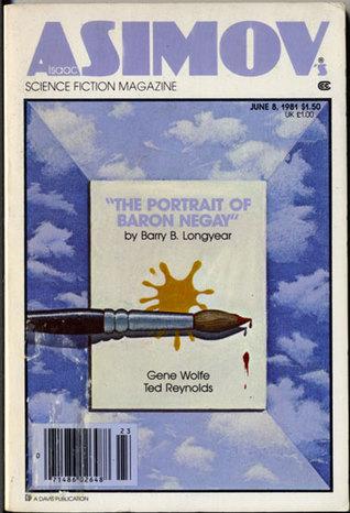 Isaac Asimov's Science Fiction Magazine, June 8, 1981 (Asimov's Science Fiction, #40)