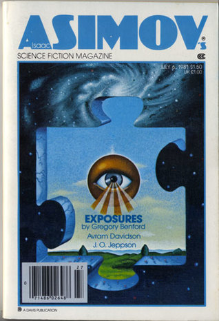 Isaac Asimov's Science Fiction Magazine, July 6, 1981 by George H. Scithers