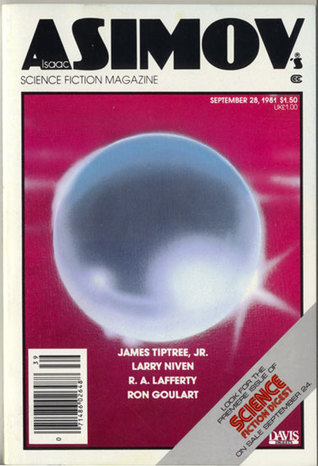 Isaac Asimov's Science Fiction Magazine, September 28, 1981 (Asimov's Science Fiction Magazine, #44)