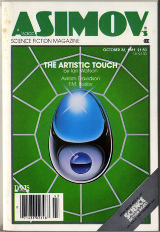 Isaac Asimov's Science Fiction Magazine, October 26, 1981 (Asimov's Science Fiction Magazine, #45)