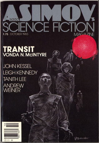 Isaac Asimov's Science Fiction Magazine, October 1983 (Asimov's Science Fiction, #70)