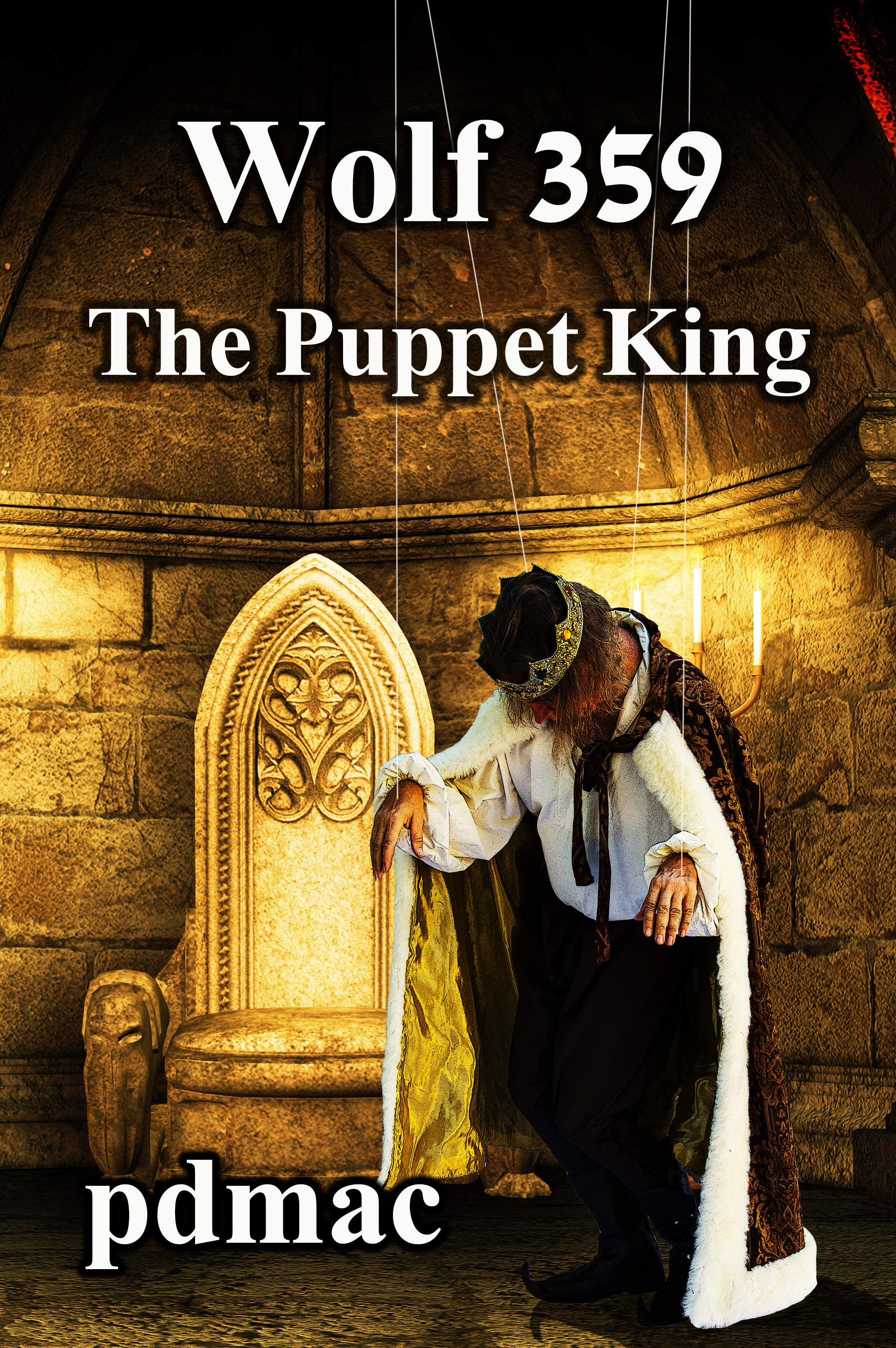 The Puppet King  by  Pdmac