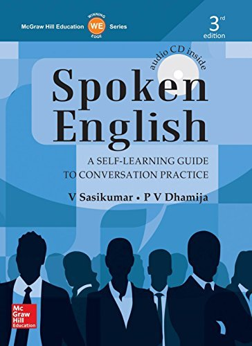 Spoken English - A Self-Learning Guide to Conversation Practice