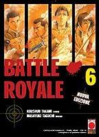 Battle Royale, Vol. 6