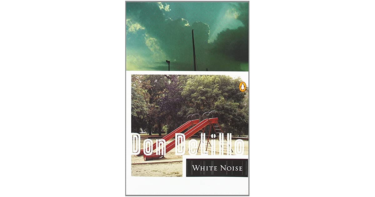 white noise essays don delillo The fear of death in white noise by don delillo pages 3 more essays like this: white noise, fear of death, don delillo sign up to view the rest of the essay.