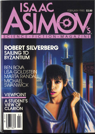 Isaac Asimov's Science Fiction Magazine, February 1985 (Asimov's Science Fiction, #88)