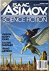 Isaac Asimov's Science Fiction Magazine, August 1989 (Asimov's Science Fiction, #146)