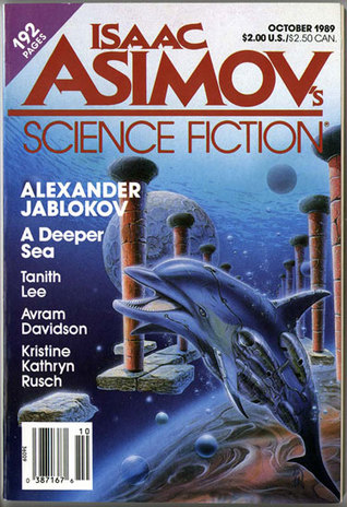Isaac Asimov's Science Fiction Magazine, October 1989 (Asimov's Science Fiction, #148)