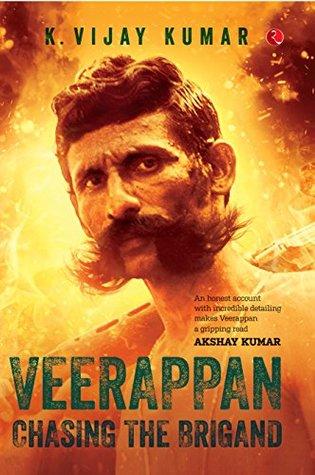 Veerappan by K. Vijay Kumar
