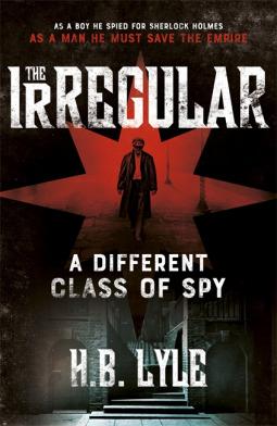 The Irregular (An Irregular Spy Thriller, #1)