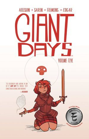 Giant Days, Vol. 5 (Giant Days, #5)