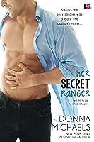 Her Secret Ranger (The Men of At-Ease Ranch #2)