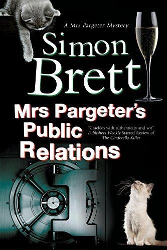 Mrs Pargeters Public Relations  by  Simon Brett