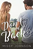 Don't Hold Back (Love Hurts #4)