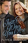 Just the Way You Are (Pleasant Gap Romance, #1)