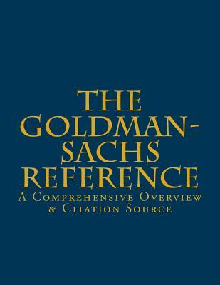 The Goldman-Sachs Reference: A Comprehensive Overview & Citation Source