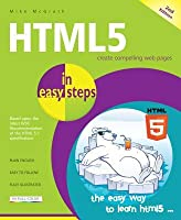 HTML5 in easy steps