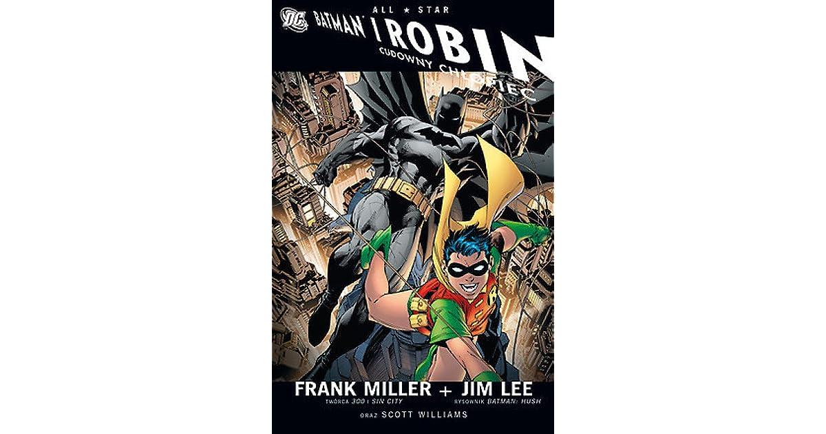 9c1c2c24a3b0 All-Star Batman i Robin