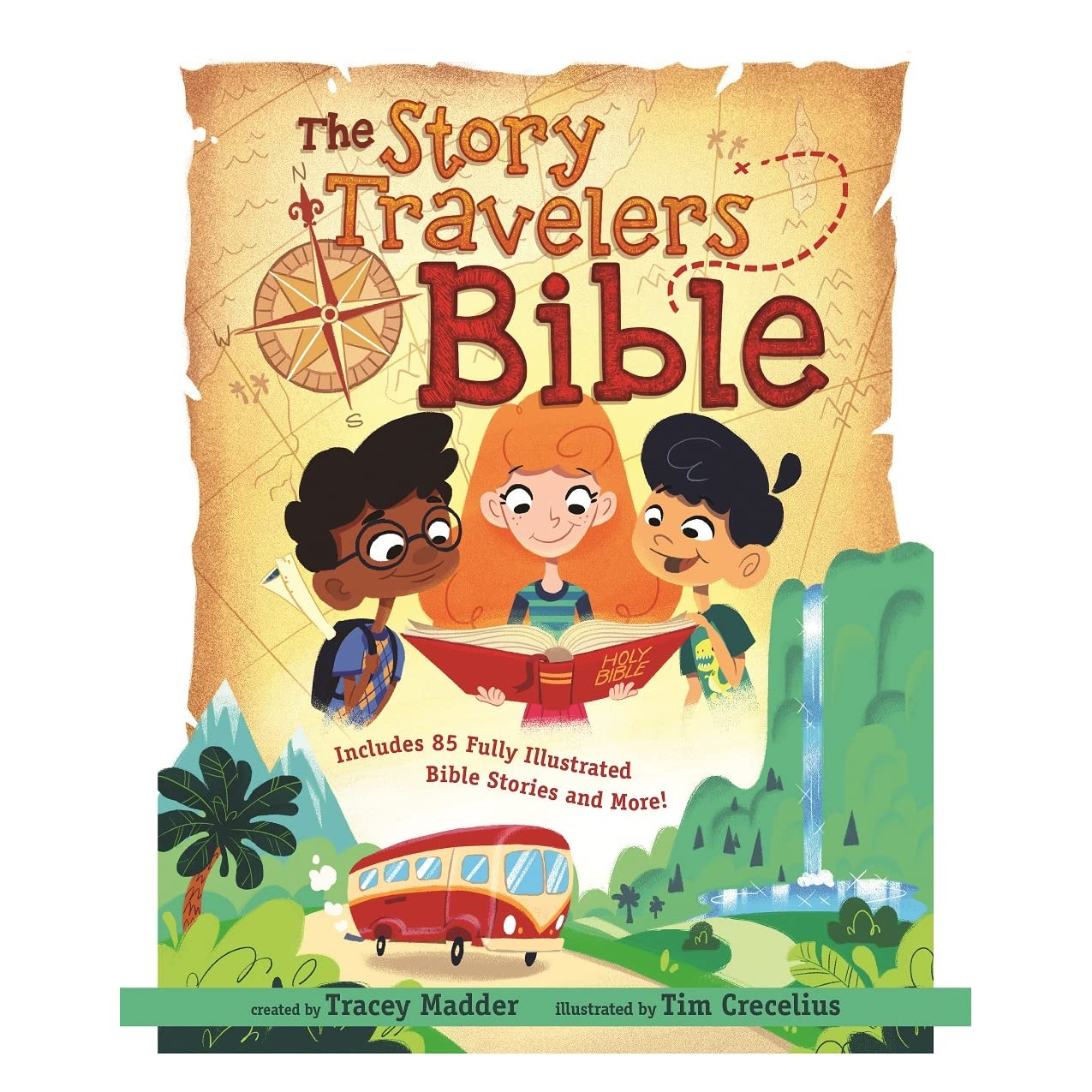 the story travelers bible by tracey madder