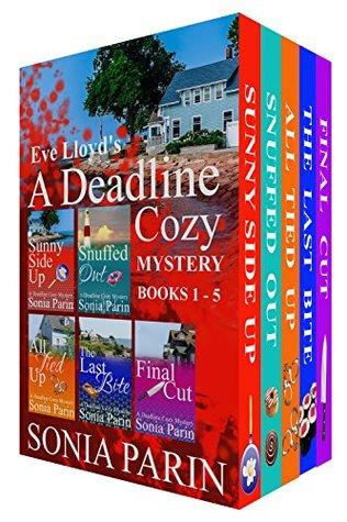 Eve Lloyd's A Deadline Cozy Mystery