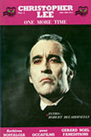 Christopher Lee : One More Time (Horror Pictures Collection, #25)