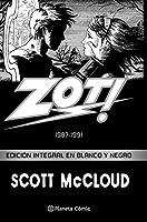 Zot: 1987-1991. Edición integral en blanco y negro