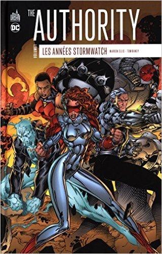 The Authority : Les années Stormwatch