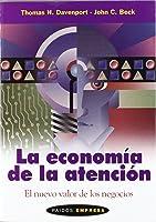 La Economia de La Atencion