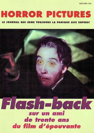 Flash-back sur un ami de trente ans du film d'épouvante (Horror Pictures Collection, #39)