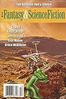 The Magazine of Fantasy & Science Fiction, November/December 2015